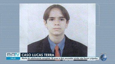 Caso Lucas Terra: morte de adolescente completa 18 anos e apenas 2 pessoas foram julgadas - Apenas um dos três acusados pelo crime foi condenado.