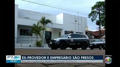 Justiça mantém sentença e ex-provedor de Santa Casa volta a ser preso - Antônio José Aldrighi dos Santos administrou o hospital de Presidente Venceslau.
