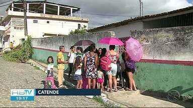 Problemas nas escolas municipais de Catende preocupam os pais - Falta de merenda é um dos problemas.