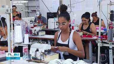 Setor de moda íntima de Nova Friburgo, RJ, se prepara para lucrar com datas comemorativas - Veja na reportagem.