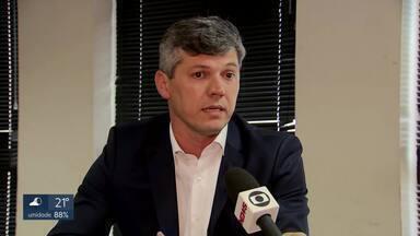 Falta financiamento para projetos de mobilidade - Secretário afirma que o GDF está buscando parceiros, agentes financeiros para iniciar as obras estruturantes de mobilidade.