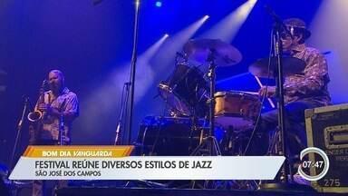 Festival reúne diferentes estilos de jazz em São José - Atrações começaram nesta quinta.
