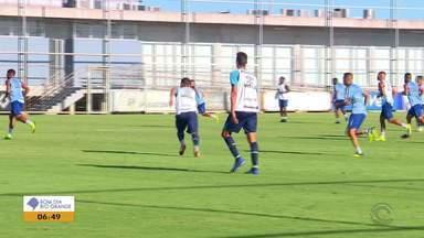 Grêmio disputa contra o Juventude neste domingo (24) na Boca do Lobo, em Pelotas - A prioridade é recuperar os desempenhos de Maicon e Luan.