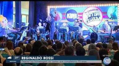 Shopping de Teresina realiza Tributo a Reginaldo Rossi - Shopping de Teresina realiza Tributo a Reginaldo Rossi