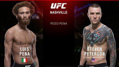 Luis Peña x Steven Peterson