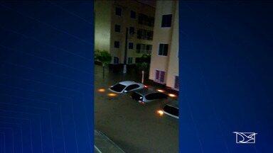 Após chuvas, 163 famílias ficam desabrigadas em São Luís - Números foram divulgados pela Prefeitura da capita na segunda-feira (26) durante coletiva