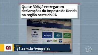 Declaração do Imposto de Renda 2019 é destaque no G1 Santarém e região - Veja essas e outras notícias do G1 Santarém e Região pelo celular, tablet e computador.