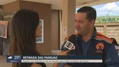 Pessoas com deficiência serão levadas para hotéis em Barão de Cocais (MG) - Pessoas com deficiência serão levadas para hotéis em Barão de Cocais (MG)