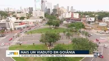 Trincheira deve ser construída no Setor Sul, em Goiânia - A trincheira, que funciona como um viaduto, deve ser construída na Rua 90 com a 136, no Setor Sul. O objetivo, segundo a prefeitura, é facilitar a circulação dos ônibus.