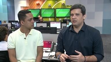 Daniel Gomes e Cabral Neto analisam a decisão entre Santa Cruz e Afogados - Daniel Gomes e Cabral Neto analisam a decisão entre Santa Cruz e Afogados