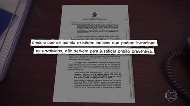 MPF-RJ vai recorrer da decisão que permitiu liberdade a Michel Temer e outros sete alvos - O Ministério Público Federal vai insistir que os crimes atribuídos à suposta quadrilha estão sendo praticados até hoje.