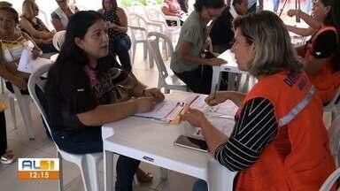 Cadastro de moradores de outras áreas do Pinheiro para receber auxílio moradia começa hoje - A previsão é de fazer 216 cadastros só essa semana.