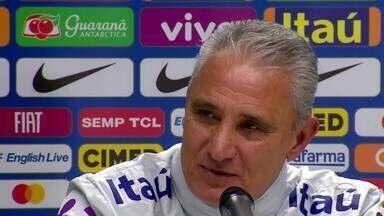 Tite relembra passagem pelo Atlético-MG e diz que gostaria de refazer trabalho no clube - Atual técnico da seleção brasileira trabalhou no clube em 2005, ano que o Galo foi rebaixado à Série B do Campeonato Brasileiro