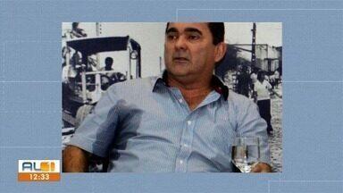 Presidente da câmara de vereadores de Flexeiras é preso por porte ilegal de armas - Márcio Viana Cavalcante, de 49 anos, foi preso e encaminhado a delegacia de homicídios, na Chã de Bebedouro, em Maceió.