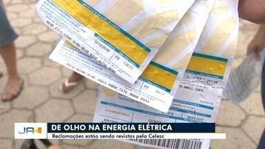 Ministério Público acompanha vistoria nos relógios da rede elétrica - Ministério Público acompanha vistoria nos relógios da rede elétrica