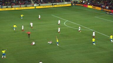 Melhores momentos: República Tcheca 1 x 3 Brasil em Amistoso Internacional - Melhores momentos: República Tcheca 1 x 3 Brasil em Amistoso Internacional