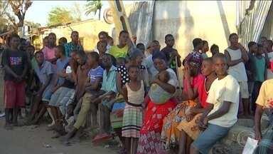 ONU pede ajuda internacional para países africanos atingidos por ciclones - Organização estima que, só nos primeiros três meses, é necessário R$ 1 bilhão para evitar epidemias e ajudar na reconstrução. Doações até agora chegam a apenas 2% desse valor.