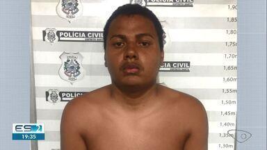 Suspeito de envolvimento em oito assassinatos é preso na Serra, ES - Leonardo Paixão, de 22 anos, era investigado desde 2017.