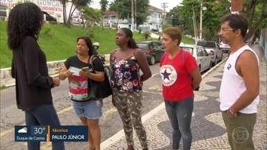 Depois de pagar por curso para carreira militar estudantes ficam sem aulas - Curso Epcom funcionava em salas alugadas de uma escola, em São Gonçalo