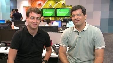 Cabral Neto analisa mudança no Sport com Leandrinho e sem Guilherme - Cabral Neto analisa mudança no Sport com Leandrinho e sem Guilherme