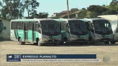 Direção da Expresso Planalto detalha como vai ser sistema de transporte em Pouso Alegre - Direção da Expresso Planalto detalha como vai funcionar sistema de transporte em Pouso Alegre