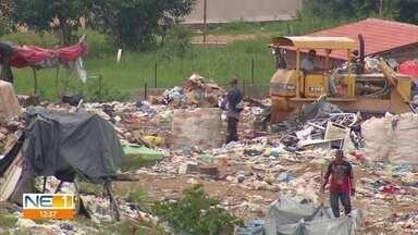 TCE aponta irregularidades no descarte do lixo em municípios de Pernambuco - Com a ajuda de drones, foram encontradas irregularidades em aterros sanitários no estado.