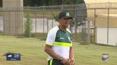 Diretoria não entra em acordo e técnico Mauro Fernandes deixa a Caldense - Diretoria não entra em acordo e técnico Mauro Fernandes deixa a Caldense