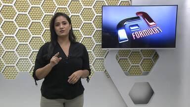 Veja a íntegra do Globo Esporte desta sexta, 29/03/2019 - Paratleta de RR é exemplo de superação, fim de semana tem GP do Bahrein, tem ainda os destaques da Superliga e da NBA.