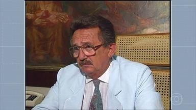 Ex-presidente do TJPE e do TRE, Luíz Belém de Alencar morre aos 89 anos - Velório e cremação ocorrem no Cemitério Morada da Paz, em Paulista, no Grande Recife.