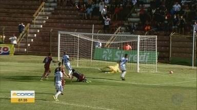 Sertãozinho vence e continua na série A2 do Campeonato Paulista em 2020 - O time escapou do rebaixamento na última rodada.