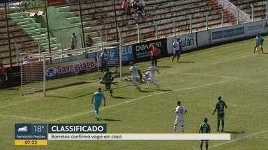 Barretos vence Rio Preto e enfrenta Noroeste pela série A3 do Campeonato Paulista - Placar de 3 a 1 no Fortaleza consolida o Touro na quinta colocação. Primeira partida será em casa.
