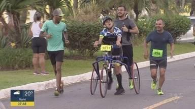 Corredores prestigiam a 3ª Corrida e Caminhada da APAE de Praia Grande - Ação foi realizada no último domingo (31).