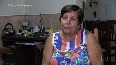 'Dando Um Retoque': Conheça Norma - undefined