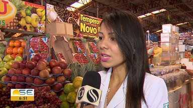 Nutricionista explica a importância da alimentação saudável - Nutricionista explica a importância da alimentação saudável.