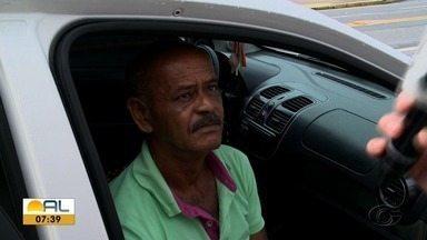 Rua Dr. Antônio Golveia na Pajuçara volta a ser mão única a partir desta segunda - Motoristas aprovam a mudança.