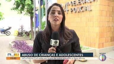 MP e Polícia estão em busca de outros suspeitos e mais vítimas de abuso sexual em Campos - Investigação é referente a prisão de um homem na quinta-feira (28) por suspeita de ter abusado sexualmente de vários meninos de sete a 12 anos.