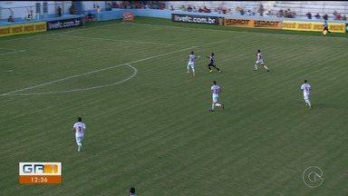 Mesmo jogando em casa, Salgueiro perde para o Ceará em jogo pela Copa do Nordeste - O Carcará precisava de apenas uma vitória para avançar de fase.