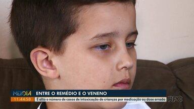 No Brasil, 37 crianças e adolescentes são vítimas de intoxicação ou envenenamento por dia - Veja quais os casos mais comuns e como eles podem ser evitados.
