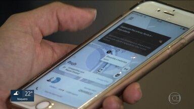 Cidade de São Paulo tem novas regras para transporte de passageiros por aplicativo - As novas regras já passam a valer na segunda-feira (08). Os carros terão que passar por uma inspeção anual obrigatória e devem ter no máximo oito anos de uso.
