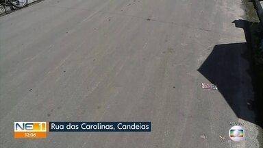Após cobrança da população, rua é reformada em Jaboatão - Via, que fica no bairro de Candeias, foi alvo de reportagem do Caldenário do NE1