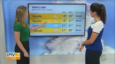 Confira a previsão do tempo para a região de Campinas nesta quarta-feira (3) - Moradores enviaram imagens da neblina que pairou sobre cidades da região na manhã desta quarta-feira (3).