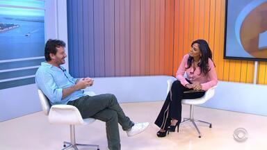Ator Roberto Birindelli fala sobre papel em 'O Sétimo Guardião' - O Uruguaio está no Rio Grande do Sul para peça na Serra.