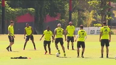 Flamengo, Fluminense, Vasco e Bangu se aprontam para as semifinais do Campeonato Carioca - Flamengo, Fluminense, Vasco e Bangu se aprontam para as semifinais do Campeonato Carioca