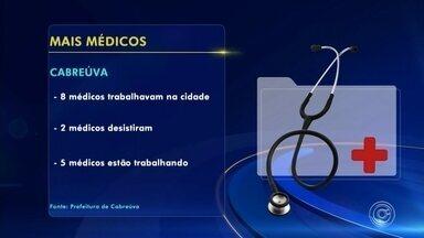 """Médicos desistem do programa 'Mais Médicos' nas regiões de Sorocaba e Jundiaí - Médicos brasileiros que fazem parte do """"Mais Médicos"""" estão desistindo de participar do programa depois de três meses da saída dos médicos cubanos."""