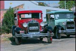 JA Ideias: encontro de carros antigos acontece neste fim de semana em Bagé, RS - Presidente do clube clássicos de Bagé fala sobre o evento.