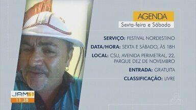Confira opções de lazer para o fim de semana em Manaus - Eventos são gratuitos.