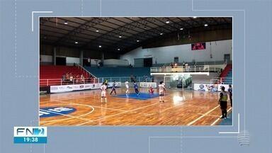 Futsal de Dracena vence terceira partida pela Copa Paulista - Jogo ocorreu nesta quinta-feira (4).