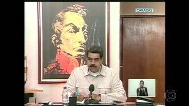 Estados Unidos anunciam novas sanções contra a Venezuela - Medida atinge cargueiros da PDVSA e outras empresas que costumam distribuir petróleo para Cuba.
