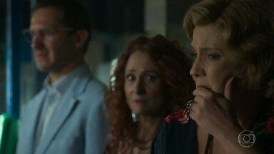 Os Guardiães ficam perplexos ao saber que estão na mira de um assassino - Feliciano indaga quem poderá ser o próximo a morrer