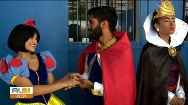 Espetáculo teatral conta a história de Branca de Neve - Valéria Rodrigues, produtora do espetáculo, fala sobre o assunto.